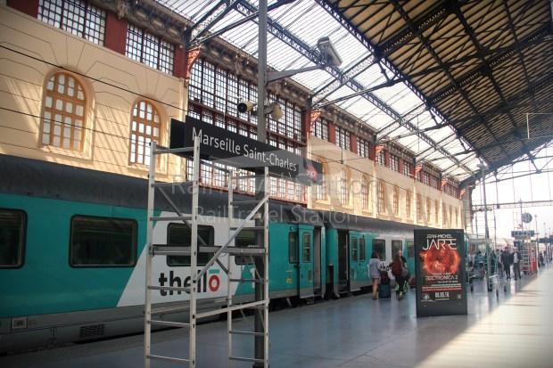 London to Singapore Day 9 Marseille to Rome 06