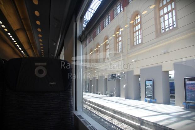 London to Singapore Day 9 Marseille to Rome 11