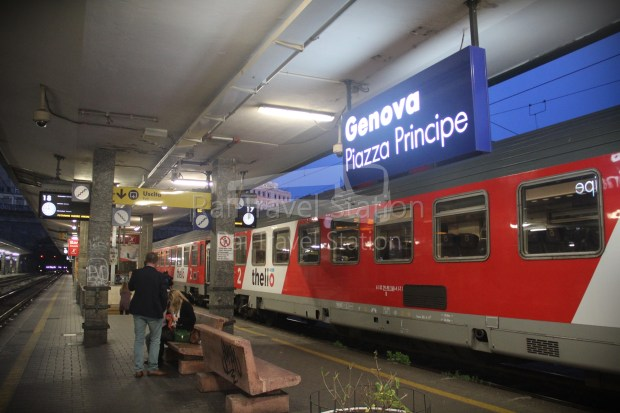 London to Singapore Day 9 Marseille to Rome 25