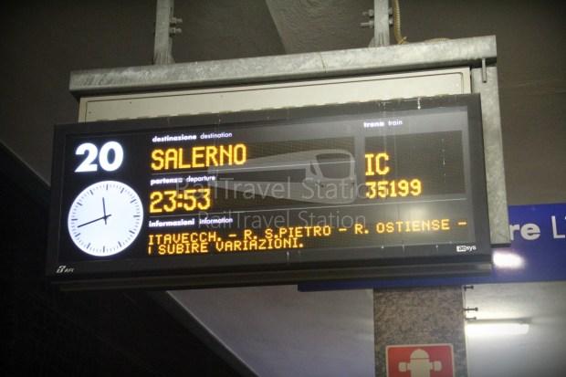 London to Singapore Day 9 Marseille to Rome 28