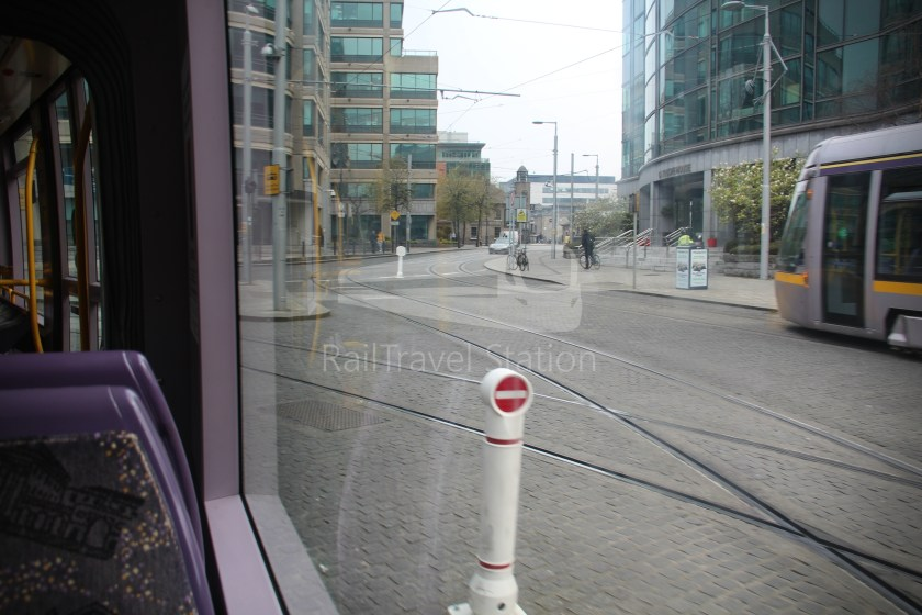 Luas Red Line Abbey Street Connolly Railway Station 012