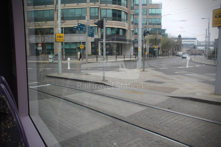 Luas Red Line Abbey Street Connolly Railway Station 013