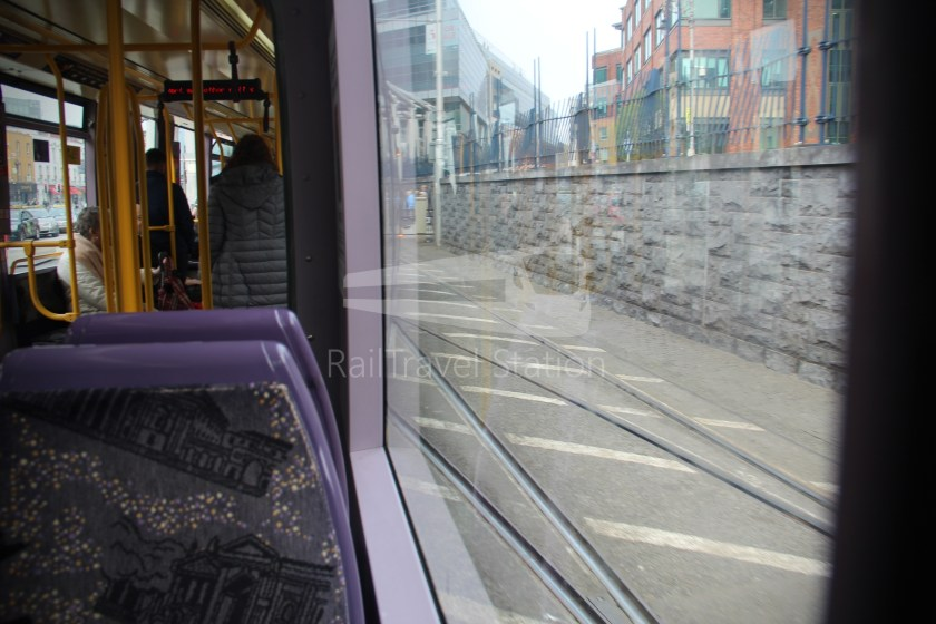 Luas Red Line Abbey Street Connolly Railway Station 015