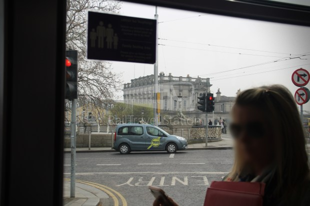 Luas Red Line Connolly Railway Station Heuston Railway Station 015