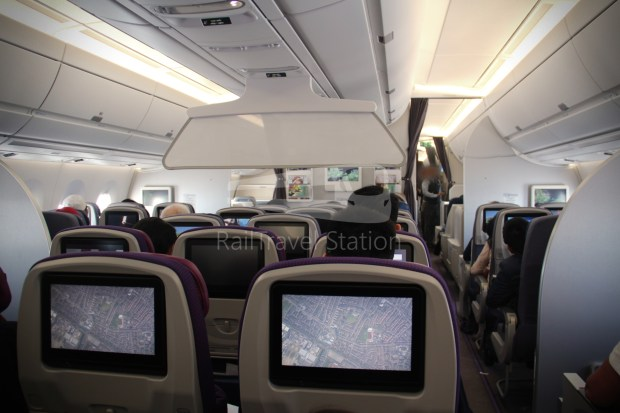 Malaysia Airlines MH4 KUL LHR 067