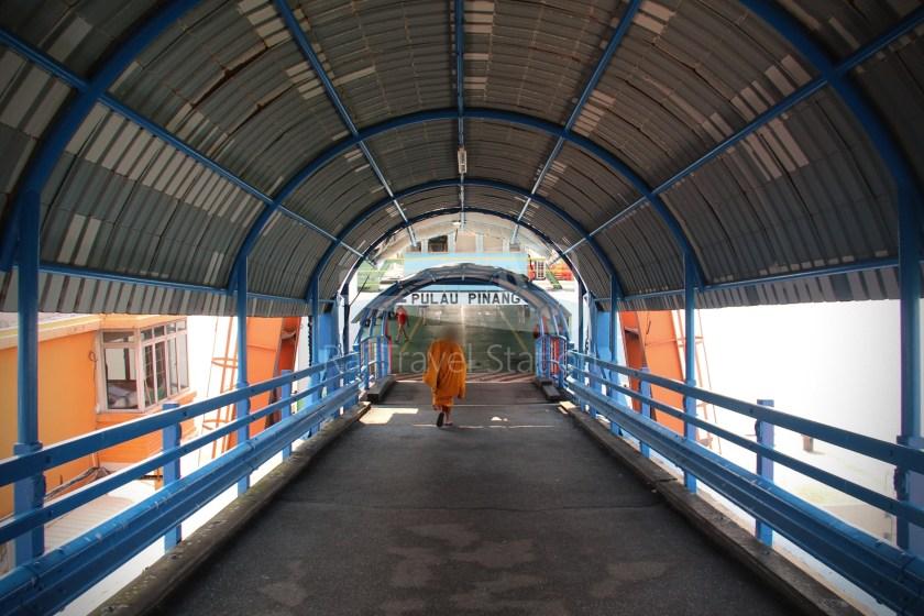 Rapid Ferry Georgetown Penang Sentral 003