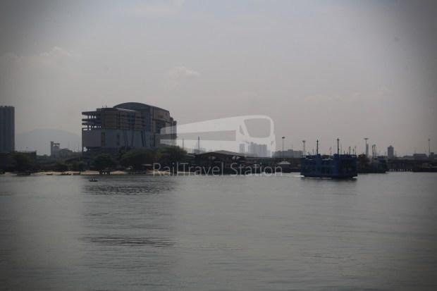 Rapid Ferry Georgetown Penang Sentral 014