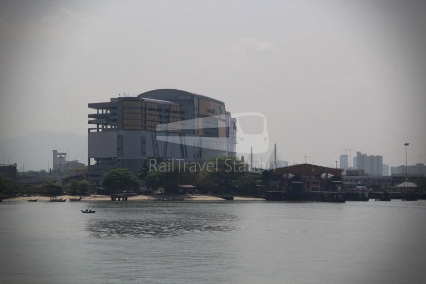 Rapid Ferry Georgetown Penang Sentral 015