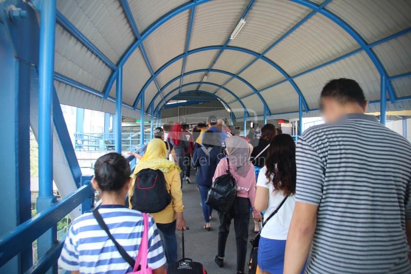 Rapid Ferry Georgetown Penang Sentral 019