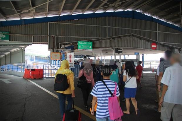 Rapid Ferry Georgetown Penang Sentral 020