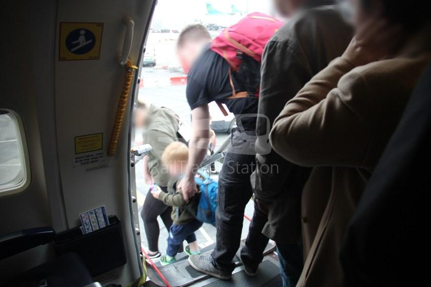 Ryanair FR671 BHX DUB 051