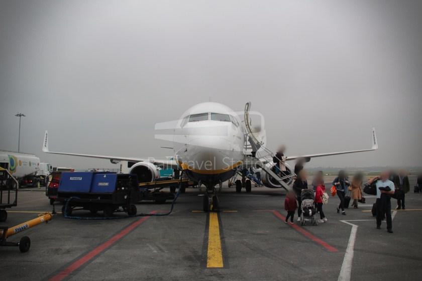 Ryanair FR671 BHX DUB 055