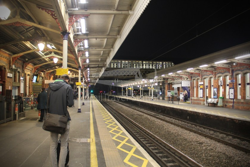 TfL Rail GWR Heathrow Terminal 4 Oxford 037