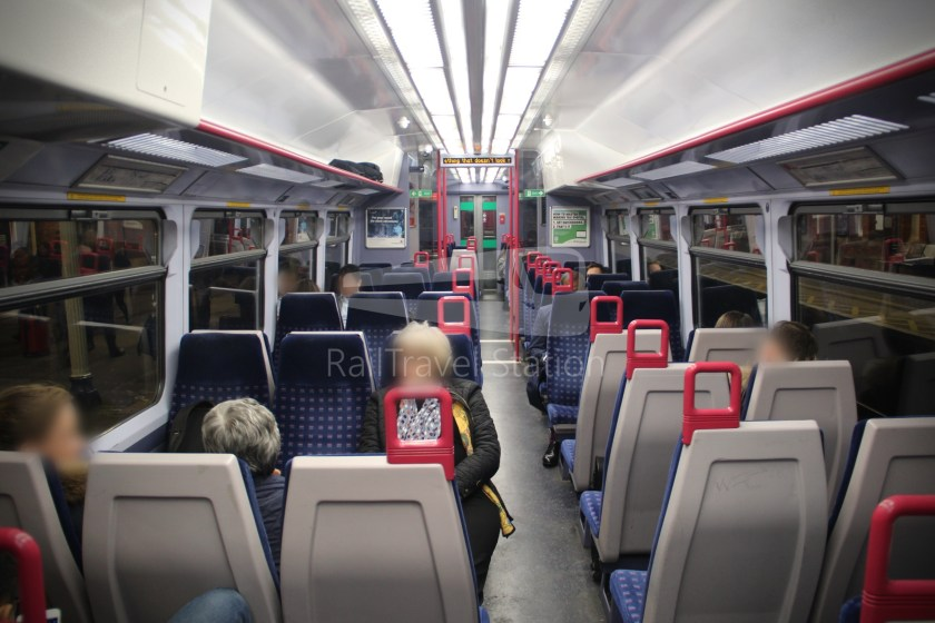 TfL Rail GWR Heathrow Terminal 4 Oxford 040