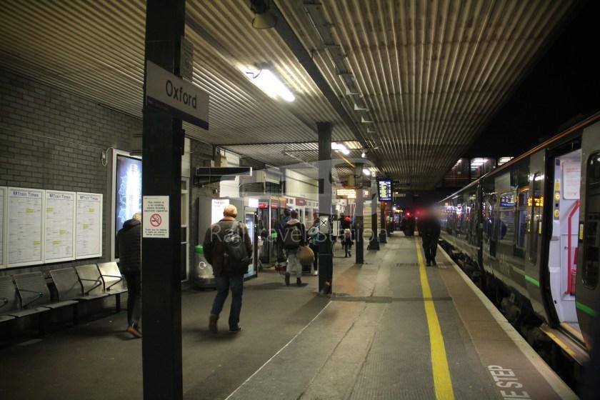 TfL Rail GWR Heathrow Terminal 4 Oxford 045