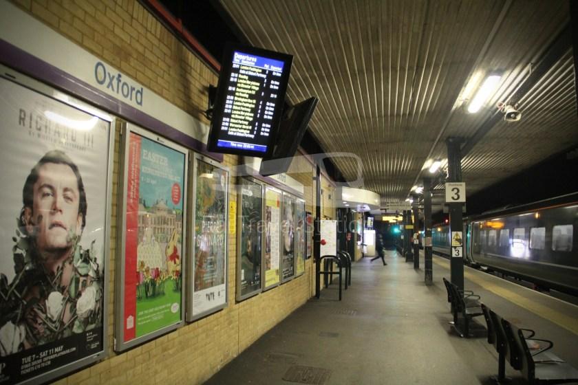 TfL Rail GWR Heathrow Terminal 4 Oxford 049