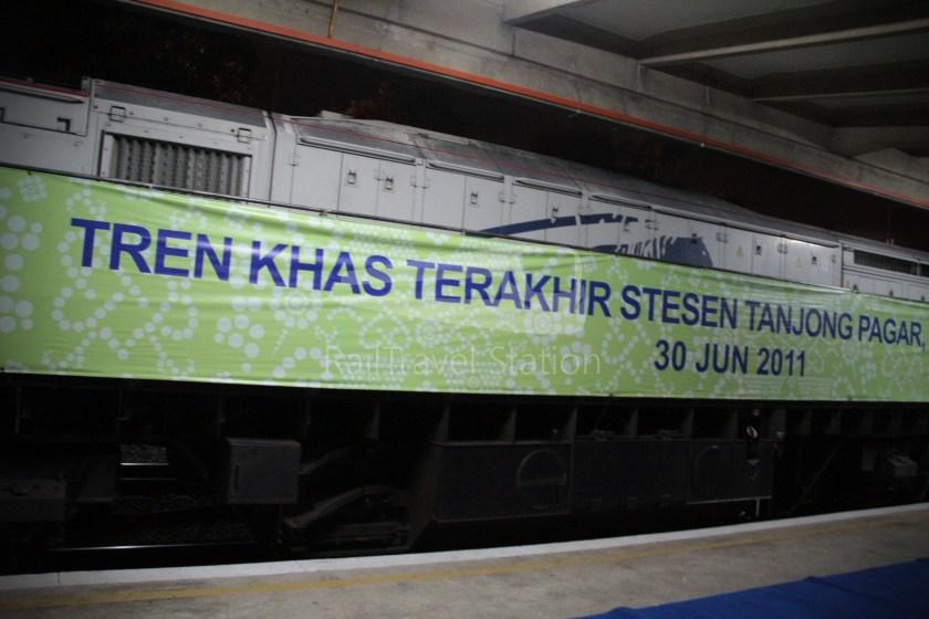1030up Tren Khas Terakhir Stesen Tanjong Pagar Singapura 028