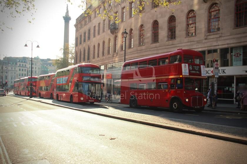 15H (Heritage) Charing Cross Trafalgar Square Tower of London 005
