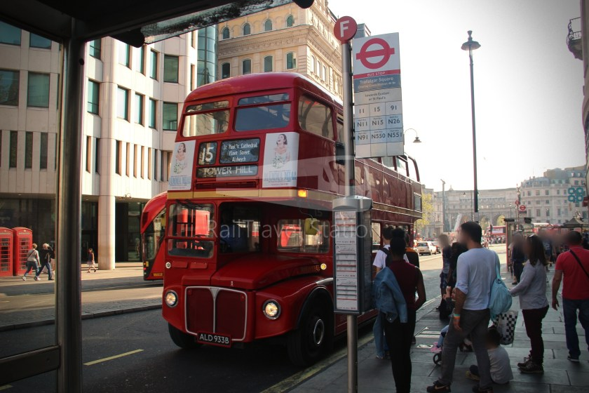 15H (Heritage) Charing Cross Trafalgar Square Tower of London 022