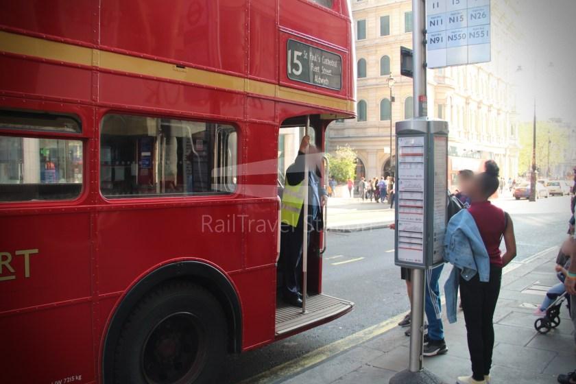15H (Heritage) Charing Cross Trafalgar Square Tower of London 023