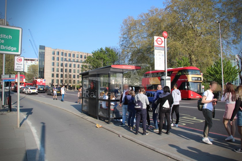 15H (Heritage) Charing Cross Trafalgar Square Tower of London 060
