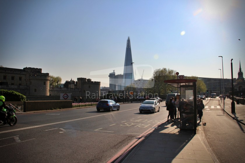 15H (Heritage) Charing Cross Trafalgar Square Tower of London 061