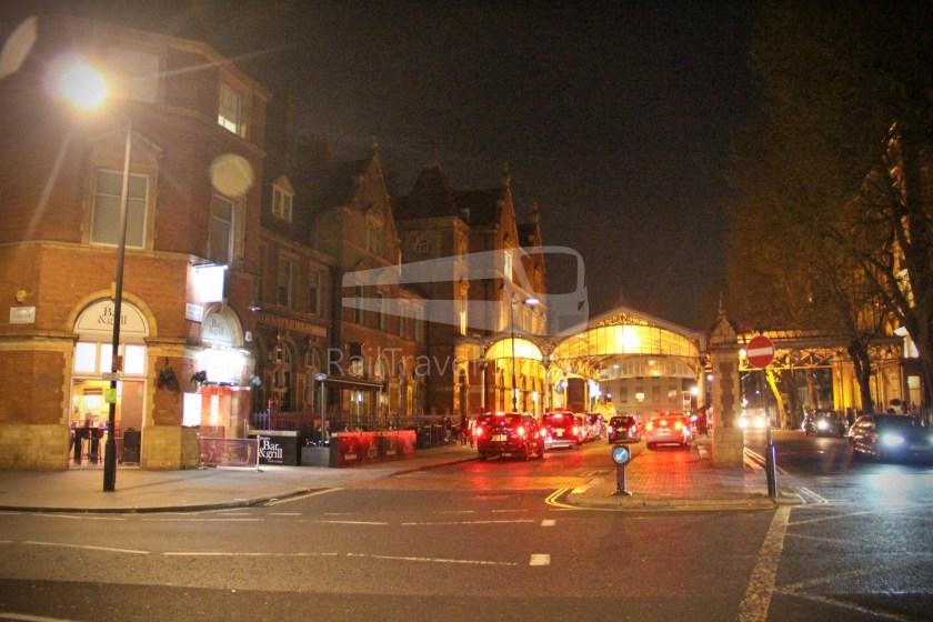 Chiltern Railways London Marylebone Oxford 001