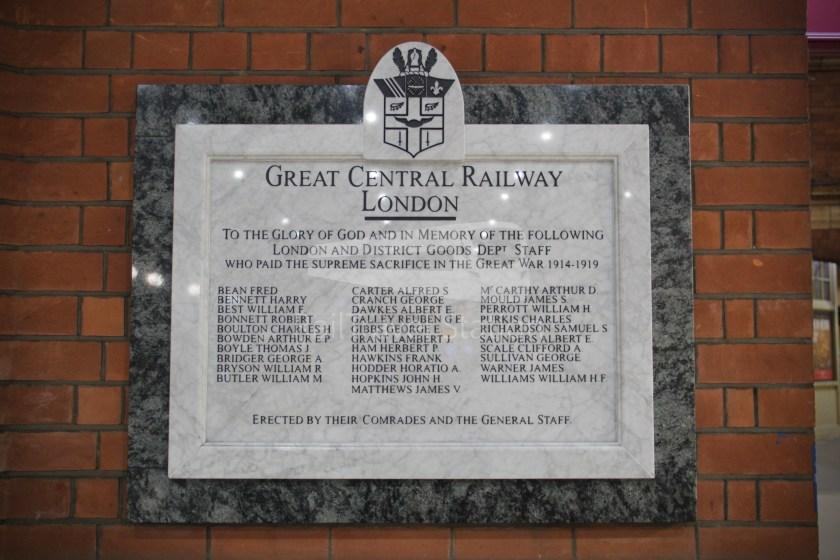Chiltern Railways London Marylebone Oxford 011