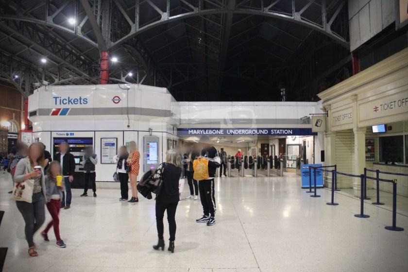 Chiltern Railways London Marylebone Oxford 013