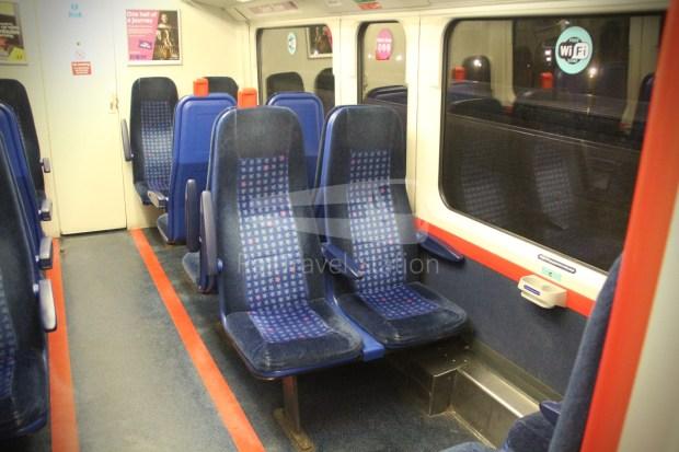 Chiltern Railways London Marylebone Oxford 027