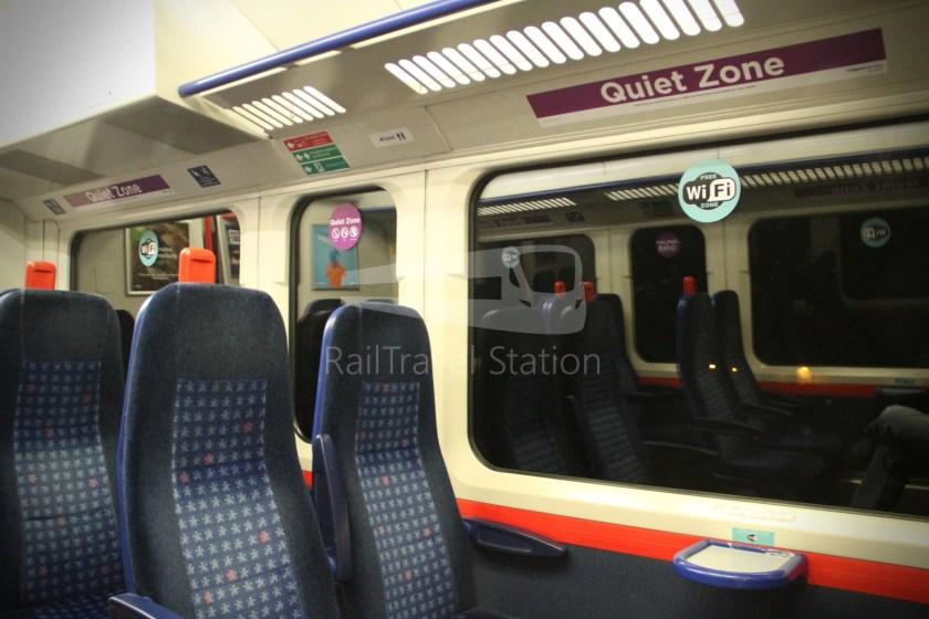 Chiltern Railways London Marylebone Oxford 038