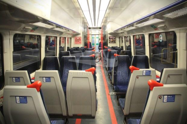 Chiltern Railways London Marylebone Oxford 039