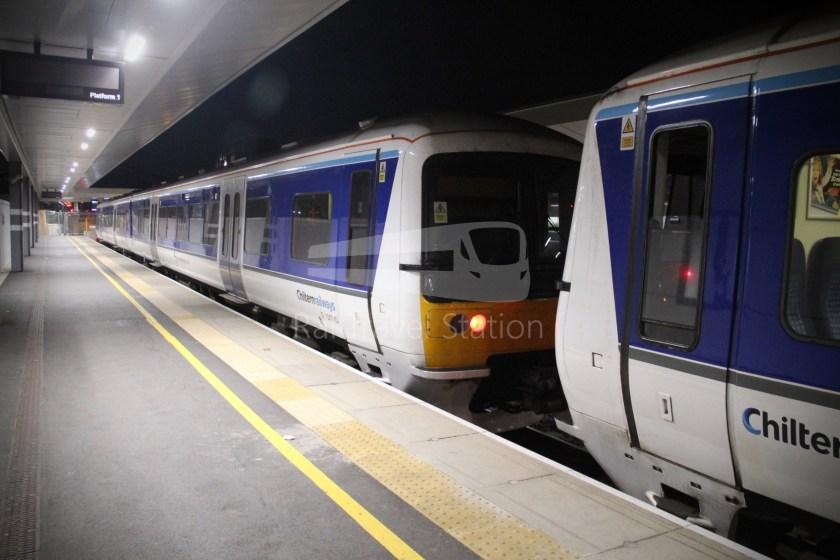 Chiltern Railways London Marylebone Oxford 041
