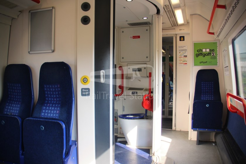 Chiltern Railways Oxford London Marylebone 059