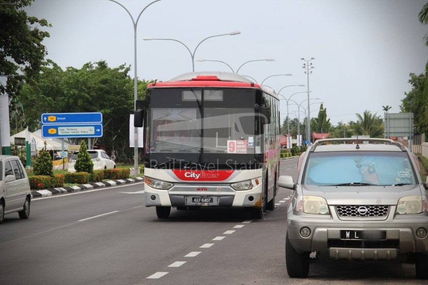 Cityliner Service 9 Airport Kota Bharu 005