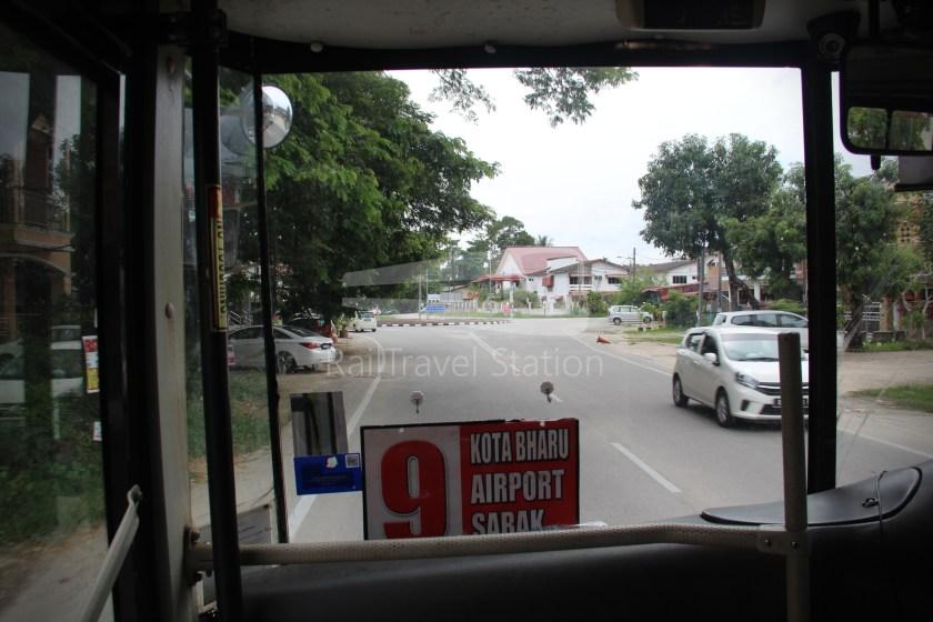 Cityliner Service 9 Airport Kota Bharu 019