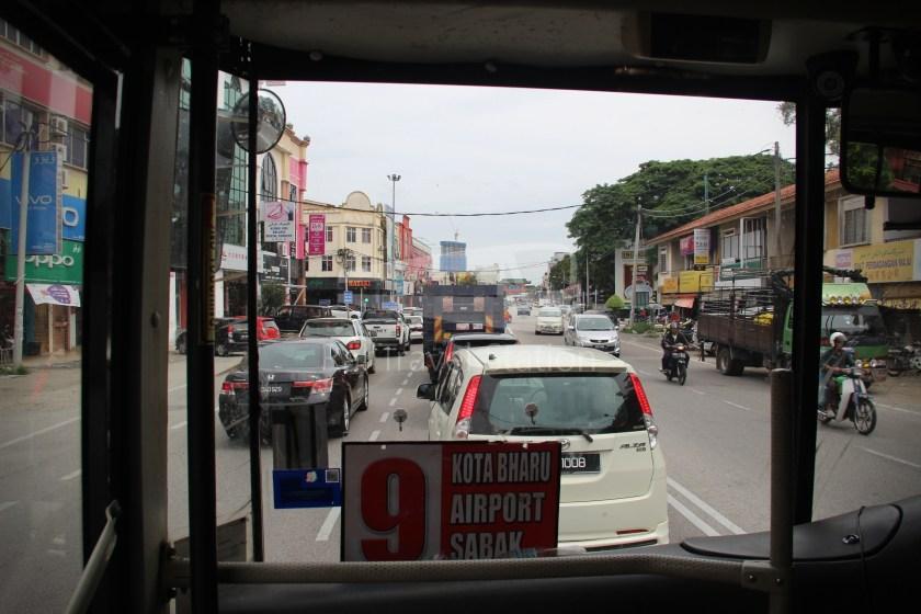 Cityliner Service 9 Airport Kota Bharu 020
