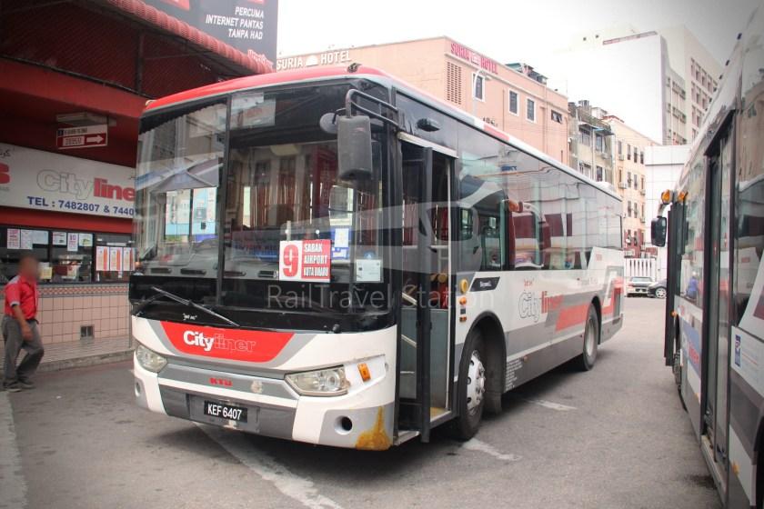 Cityliner Service 9 Airport Kota Bharu 028