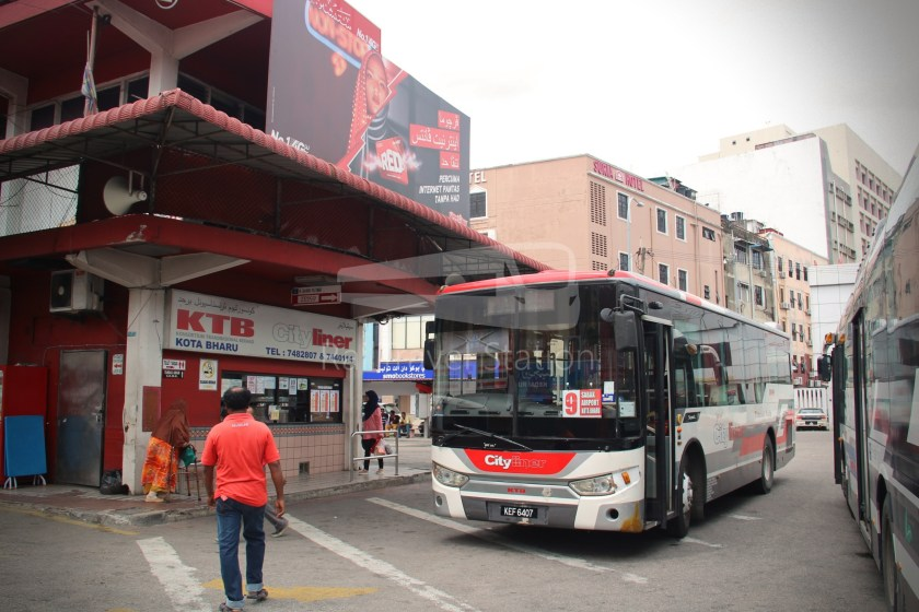 Cityliner Service 9 Airport Kota Bharu 029
