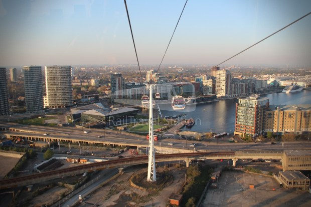 Emirates Air Line Emirates Greenwich Peninsula Emirates Royal Docks 039