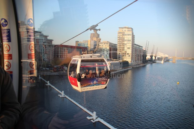 Emirates Air Line Emirates Greenwich Peninsula Emirates Royal Docks 052