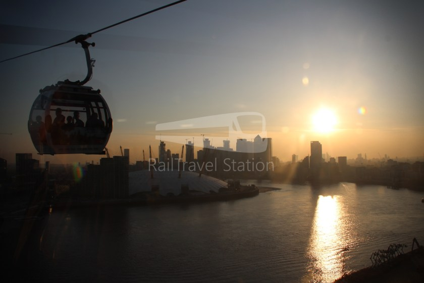 Emirates Air Line Emirates Royal Docks Emirates Greenwich Peninsula 007