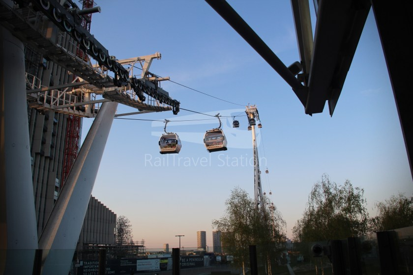 Emirates Air Line Emirates Royal Docks Emirates Greenwich Peninsula 024