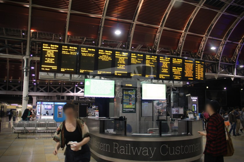 GWR London Paddington Oxford 009