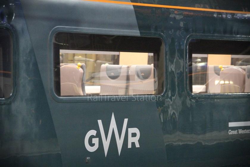 GWR London Paddington Oxford 021
