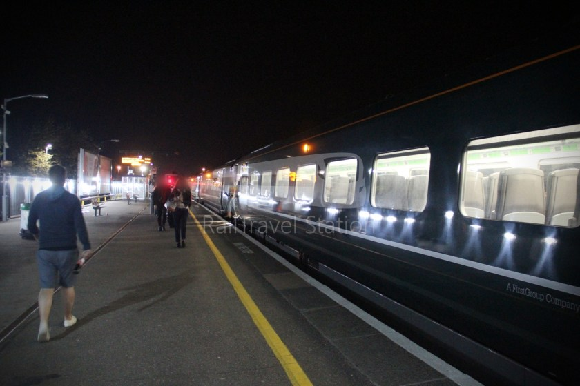 GWR London Paddington Oxford 047