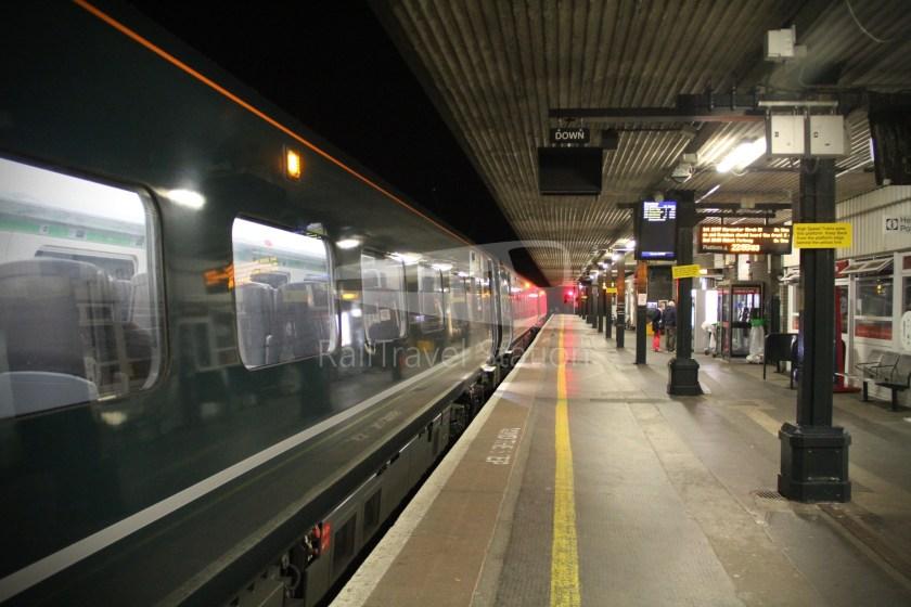 GWR London Paddington Oxford 049