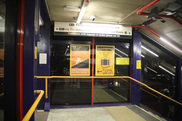 GWR London Paddington Oxford 053