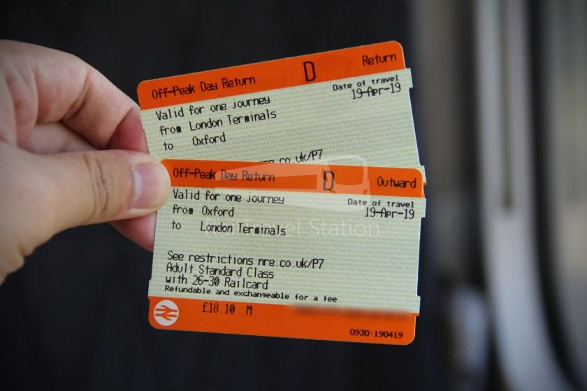 GWR Oxford London Paddington 014