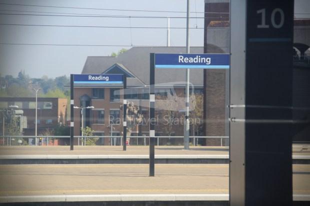GWR Oxford London Paddington 025